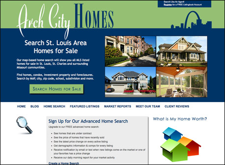St. Louis Realtor Karen Goodman - Arch City Homes