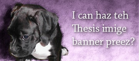 I can haz Thesis custom image banner header preez?