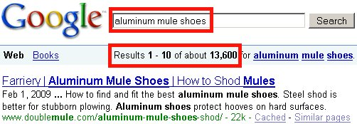 Real SEO Results